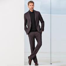 Reporter washable super-120 suit