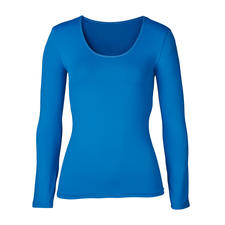 L-Shirt, Blue
