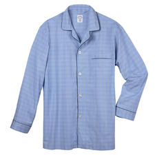 Brooks Brothers Supima Pyjamas - Feels softer, looks good for longer: The elegant pyjamas made of rare Supima® cotton.