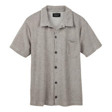 Howlin' Terry Short-Sleeved Shirt - Miraculous comfort: The velvety-soft terry shirt. Breathable and moisture-absorbing. From Howlin'.