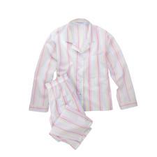 Novila Pastel Stripes Pyjamas - Pyjamas that make a good first impression every morning.
