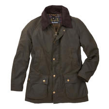 Barbour Women's Wax Jacket Ashby - Weatherproof, windproof and thornproof. And almost unchanged for 125 years.