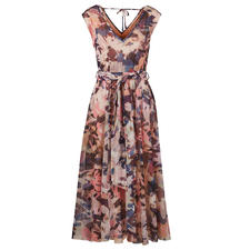 Fuzzi Easy To Pack Camouflage Holiday Dress - A designer dress for your handbag. And for almost any occasion. Made of delicate tulle jersey. By Fuzzi.