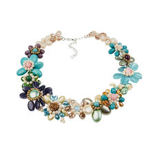Smitten Statement Necklace - A fine and stylish example of fashionable statement necklaces. By Smitten.