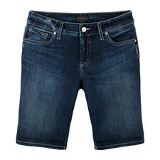Silver Skinny Jeans Shorts - The original Silver Jeans from Canada: Perfect fit. Distinctive style. Now also as fashionable denim shorts.