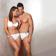 """Cult"" Briefs - Comfortable, seamless soft cotton. His and hers styles."