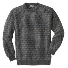 Intiwara Alpaca Wool Pullover - A rare knitted masterpiece from the Andes. Not mass-produced in the Far East.
