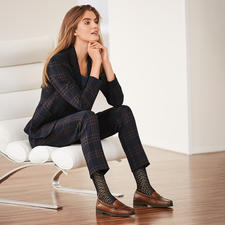 Trousers and Blazer