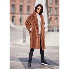 Betta Corradi Faux Fur Coat - The coat classic of tomorrow. In luxurious faux fur. By Italian faux fur specialist Betta Corradi.