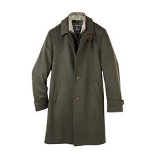 Steinbock® Loden Coat - Carefully modernised: The original loden coat by Steinbock®/Austria. A cult classic since 1940.