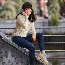 Recover Blue Denim Jeggings - Jeggings: As comfy as leggings. Look like skinny jeans.