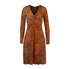 KD-Klaus Dilkrath Jersey Dress Animal Print - Flattering design. Suitcase-friendly material. Good price. The jersey dress from KD-Klaus Dilkrath.