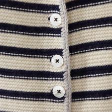 My Herzallerliebst Striped Jacket