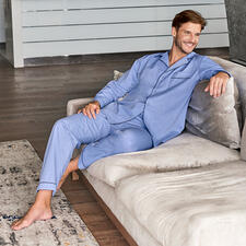 Ambassador Gentlemen's Pyjamas - A must-have for the well-groomed's wardrobe – found at Ambassador since 1867, Copenhagen.