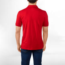 Polo Shirt, Red