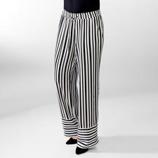 Striped Palazzo Trousers - Perfect summer trousers – for both beach holidays and smart restaurants.