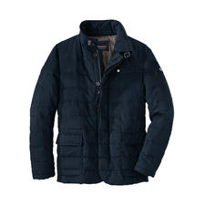 Suede Easy Care Alpine Jacket - Lighter and less delicate than suede, but just as luxurious and sophisticated.