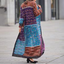 M Missoni Mohair Maxi Coat