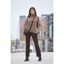 Zoe Ona Cashmere Sweater - A favourite of the fashion crowd: The affordable cashmere sweater by Zoe Ona.