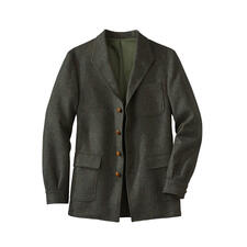 Teba Jacket - As elegant as a blazer. As casual as a sports jacket. And a perfect alternative to both. By Curzon Classics.