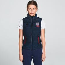 North Sails & Prada Women's Waistcoat - Prada X North Sails: The waistcoat for the Americas' Cup Auckland 2021.