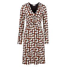 KD-Klaus Dilkrath Jersey Dress Chocdot - Flattering design. Suitcase-friendly material. Good price. The jersey dress from KD-Klaus Dilkrath.