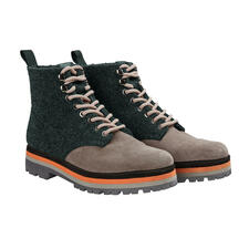 Pànchic Hiking Boots - Fashionable and sturdy – but surprisingly lightweight and functional. Hiking boots from Pànchic, Italy.