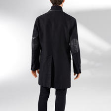Hannes Roether German Leather Coat
