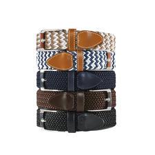 Belts' Elasticated Belt, Women - Infinitely adjustable and elastic. Brilliantly comfortable belt.