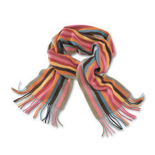 """105'' Striped Scarf Fashionable 105"""" scarf that goes with everything."""
