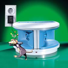 Mice Chase Away - Chase away rodents such as mice and rats. Without poison or traps.