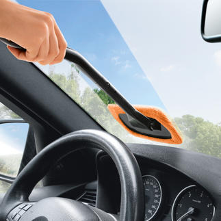 Windscreen Wonder, 2 pcs set Finally, a quick and easy way to clean the inside of your car's windows.
