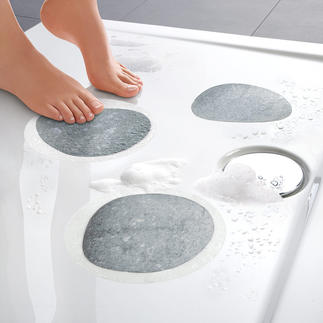 "Non-Slip Floor Tattoos ""Stones"", 3 pce set Safety can be this beautiful. Simply stick them on - last for up to 2 years."