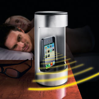 Mobile Phone Radiation Protection 'Nightholder' Ideal protection from mobile phone radiation.
