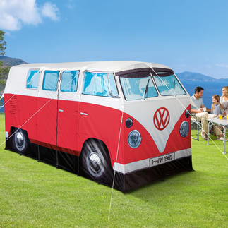 VW Camper Van Tent Much admired on any campsite: The legendary T1 from 1965 - as an original camper van tent.
