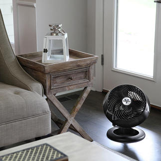 Vornado® 660 America's favourite fan – now even more powerful (and better looking).Powerful enough for rooms up to 120m²(!)