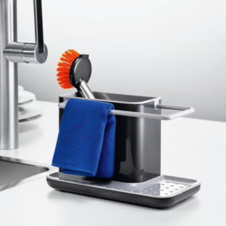 Sink Organiser Sanitary. Dry. Ready to hand. Stylish.