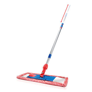Pro Microfibre Mop Cover, Set of 2 or Pro Magnetic Mop Frame 50% more effective. Helps clean your floors faster.