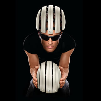 "Flexible Cycling Helmet ""Basic"" or ""Premium"" Stylish. Matt finish. Lots of extra features. Italian design."