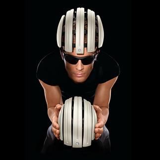 "Flexible Cycling Helmet ""Basic"" or ""Premium"" Stylish. Matt finish. Lots of extra features. Italian design."