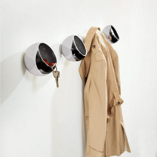 Spherical Coat Rack Coat hook, organiser and designer piece in one.