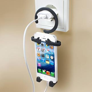 """Bondi"" Smartphone Butler Will fit any model and can be hung anywhere."