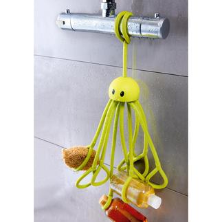 Shower Octopus The perfect shower shelf alternative.