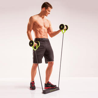 Revoflex Xtreme® Ab Trainer More varied and efficient than ever before.