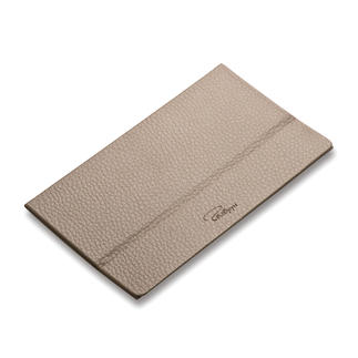 PHILIPPI Folding Glasses Case Practical folding case to fit your trouser pocket, etc. Magnetic fastener. Elegant leather.
