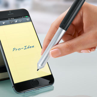 AluPen Digital™ Feels like you're writing with a ballpoint pen. Maximum precision.