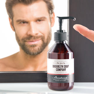 Beardwash, 250ml Rare to find – vegan beard shampoo. Extremely mild and skin-friendly. Pleasantly cooling.