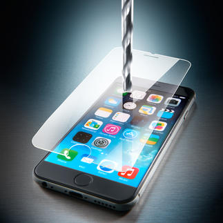 My Screen Diamond Glass Protective Film This is no everyday film – it's made of hardened and tempered glass. Easy to apply.