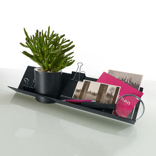 Design Tray with Utility Box Stylish organiser for the office, kitchen, hallway, etc.