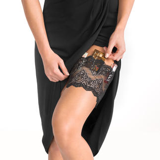 """""""GirlyGoGarter®"""" Garter Safe Party and dance all night, without carrying a handbag."""